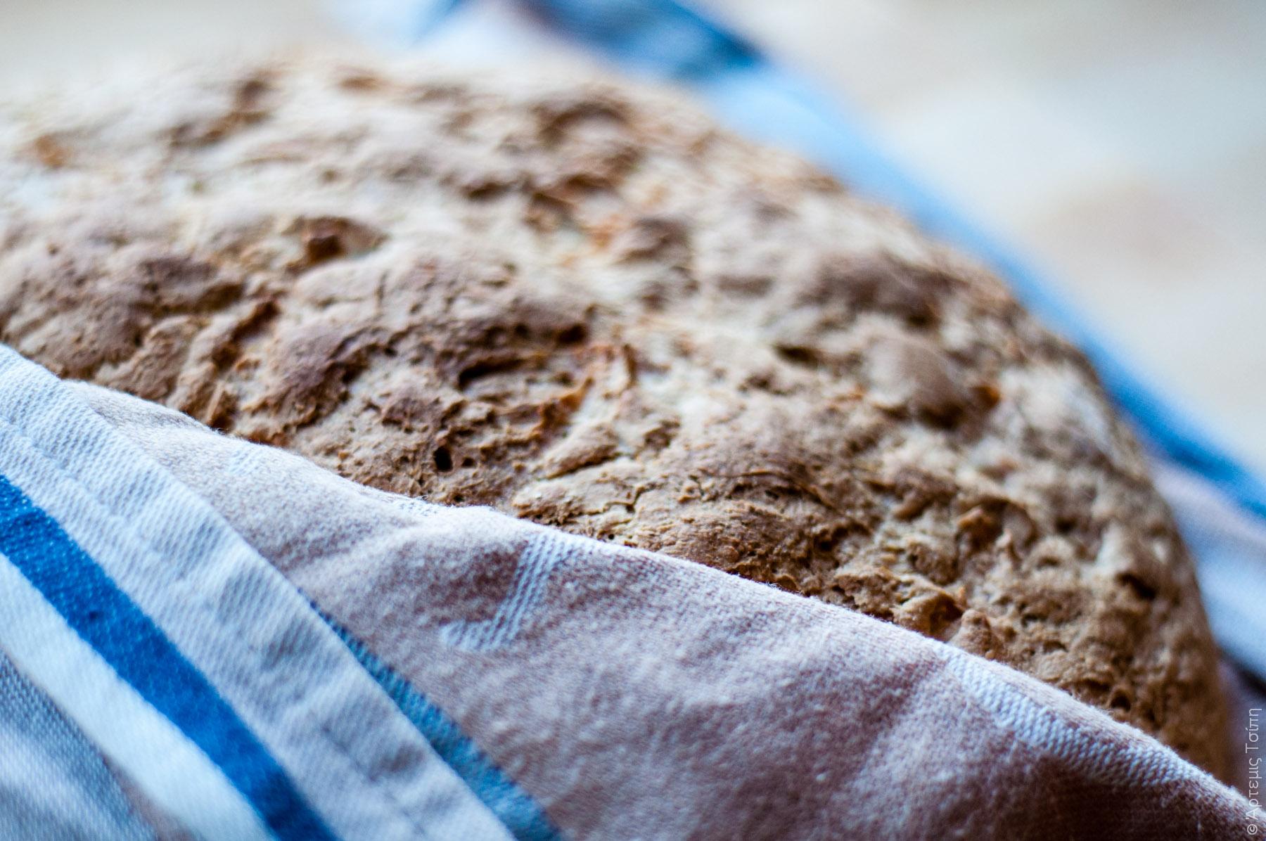 ψωμί κριθάρι_καλαμπόκι 1