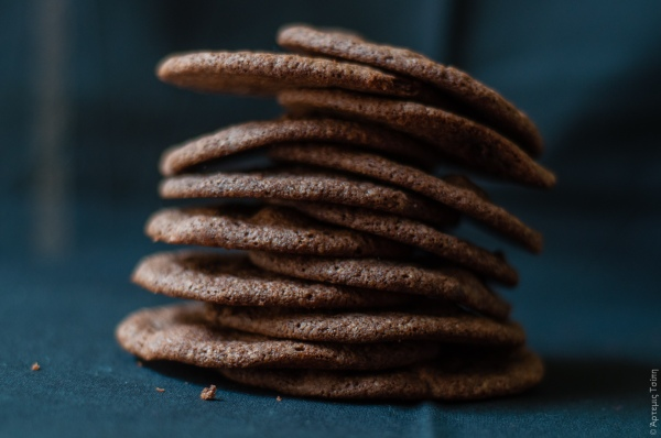 Chocolate cookies 4