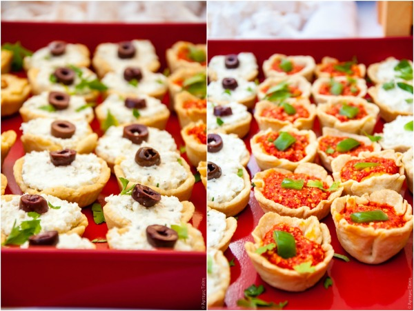 Tarts Collage